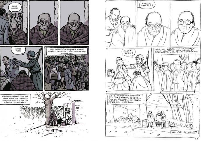 Los surcos del azar   Paco Roca  cómics e ilustración